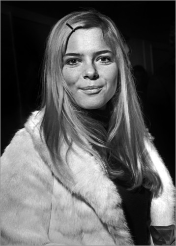 Póster Premium France Gall