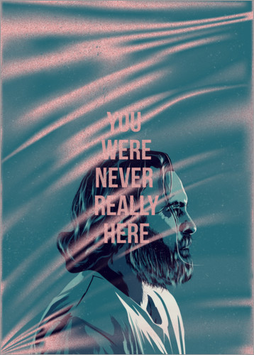 Póster Premium You Were Never Really Here