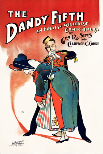 Póster Premium The Dandy Fifth