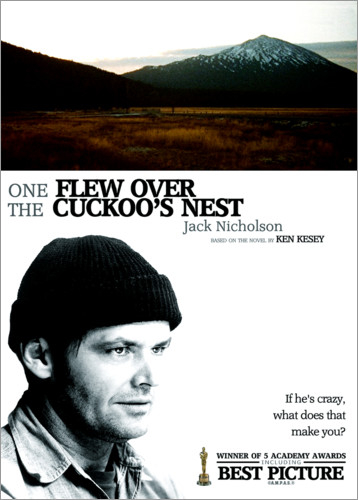 Póster Premium One Flew Over the Cuckoo's Nest
