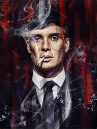 Póster Premium  Peaky Blinders - Dmitry Belov