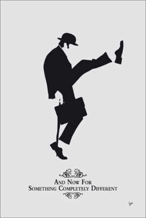 Póster Premium  Ministry of Silly Walks - chungkong