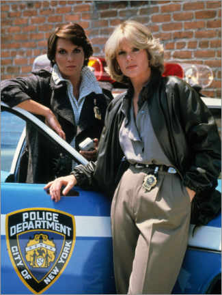 Póster Premium Cagney & Lacey