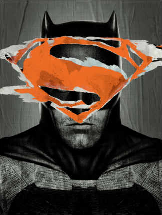 Póster Premium  Batman v Superman: Dawn of Justice