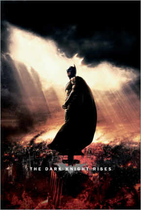 Póster Premium  The Dark Knight Rises - Sunbeams