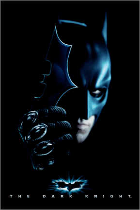 Póster Premium  Batman - The Dark Knight 2008