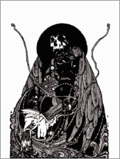 Póster Premium  Chapter page for Faust - Harry Clarke
