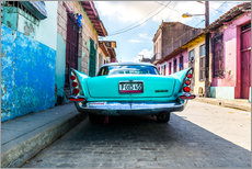 Autocolante decorativo  Oldtimer in Cuba - Reemt Peters-Hein