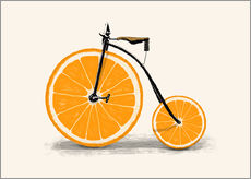 Autocolante decorativo  Vitamin bike - Florent Bodart