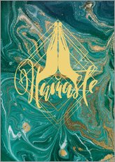 Autocolante decorativo  Namaste - Mandy Reinmuth