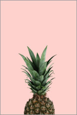 Autocolante decorativo  Pineapple - Lemon Apes