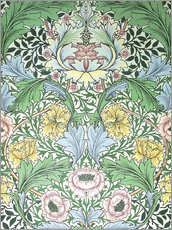 Autocolante decorativo  Myrtle - William Morris