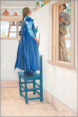 Autocolante decorativo  Suzanne and Another - Carl Larsson