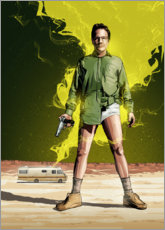 Póster Premium Breaking Bad