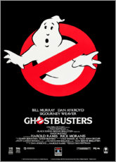 Quadro de madeira  Ghostbusters - Entertainment Collection