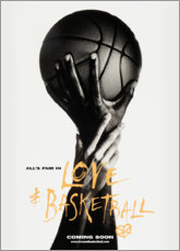 Póster Premium  Love & Basketball - Advertising Collection
