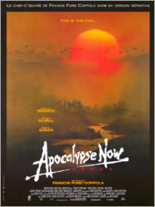 Quadro em PVC  Apocalypse Now (francês) - Entertainment Collection