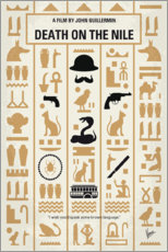 Póster Premium  Death on the Nile - chungkong