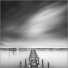 Póster Premium  No mar - George Digalakis