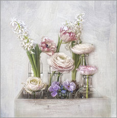 Autocolante decorativo  all about spring - Lizzy Pe