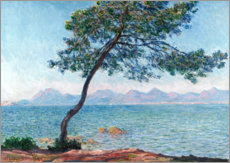 Autocolante decorativo  As Montanhas Esterel - Claude Monet