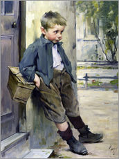 Autocolante decorativo  Out of the Game - Henri Jules Jean Geoffroy