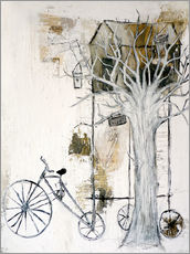 Autocolante decorativo  tree-stop - Christin Lamade