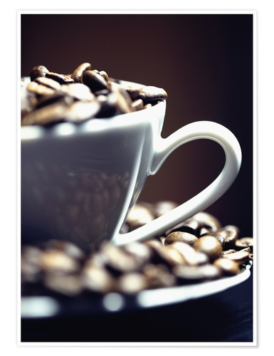 Póster Premium Coffee cup 7