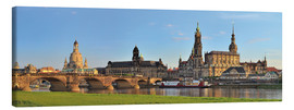 Quadro em tela  Dresden Canaletto view - FineArt Panorama