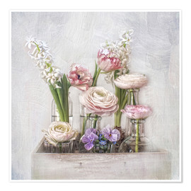 Póster Premium  all about spring - Lizzy Pe
