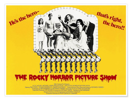 Póster Premium  The Rocky Horror Picture Show