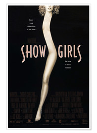 Póster Premium  Showgirls