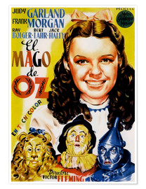 Póster Premium  The Wizard of Oz