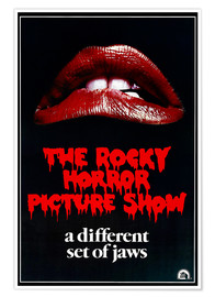 Póster Premium  The Rocky Horror Picture Show (inglês)