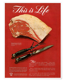 Póster Premium  This is Life