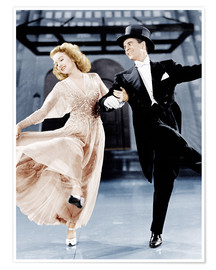 Póster Premium  THE JOLSON STORY - Evelyn Keyes and Larry Parks