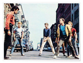Póster Premium  West Side Story