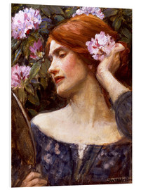 Quadro em PVC  Vanitas - John William Waterhouse