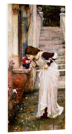 Quadro em PVC  The Shrine - John William Waterhouse