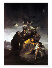 Póster Premium The Spell, The Witches