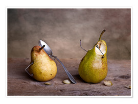 Póster Premium Simple Things - Pears