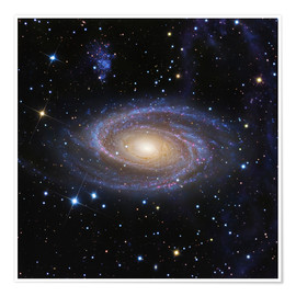Póster Premium  Bode's Galaxy - R Jay GaBany
