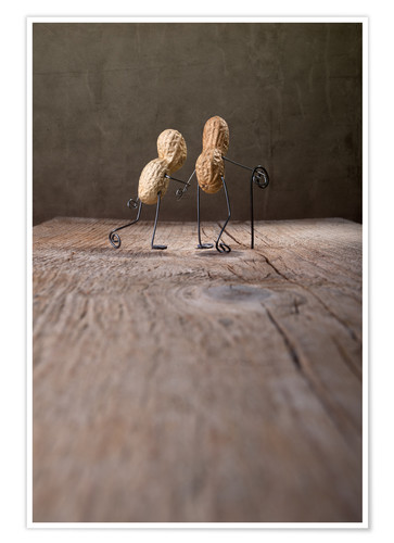 Póster Premium Simple Things - Together