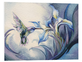 Quadro em PVC  Look for the magic - Jody Bergsma