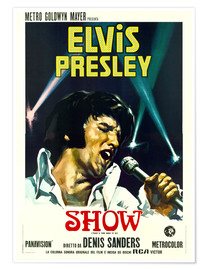 Póster Premium Elvis: That's the way it is