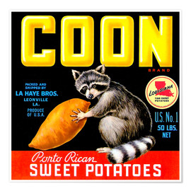 Póster Premium  Coon - Advertising Collection