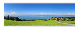 Póster Premium  Bodensee - fotoping