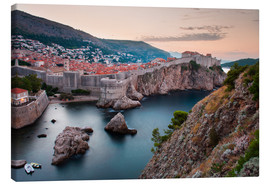 Quadro em tela  Dubrovnik at sunrise - Matthew Williams-Ellis