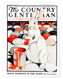 Póster Premium  Cover of Country (White Rabbit) - Remsberg