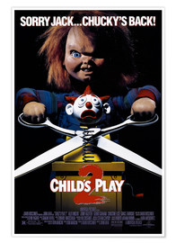 Póster Premium  Child's Play 2 - Entertainment Collection